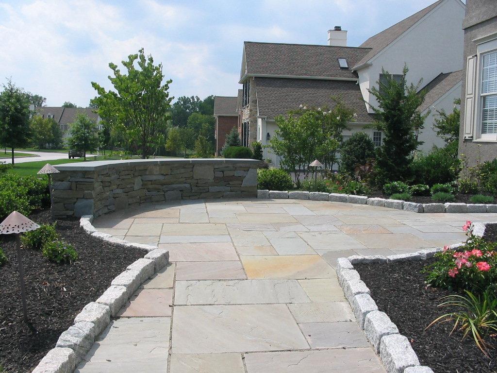 patios walkways and walls burkholder landscape