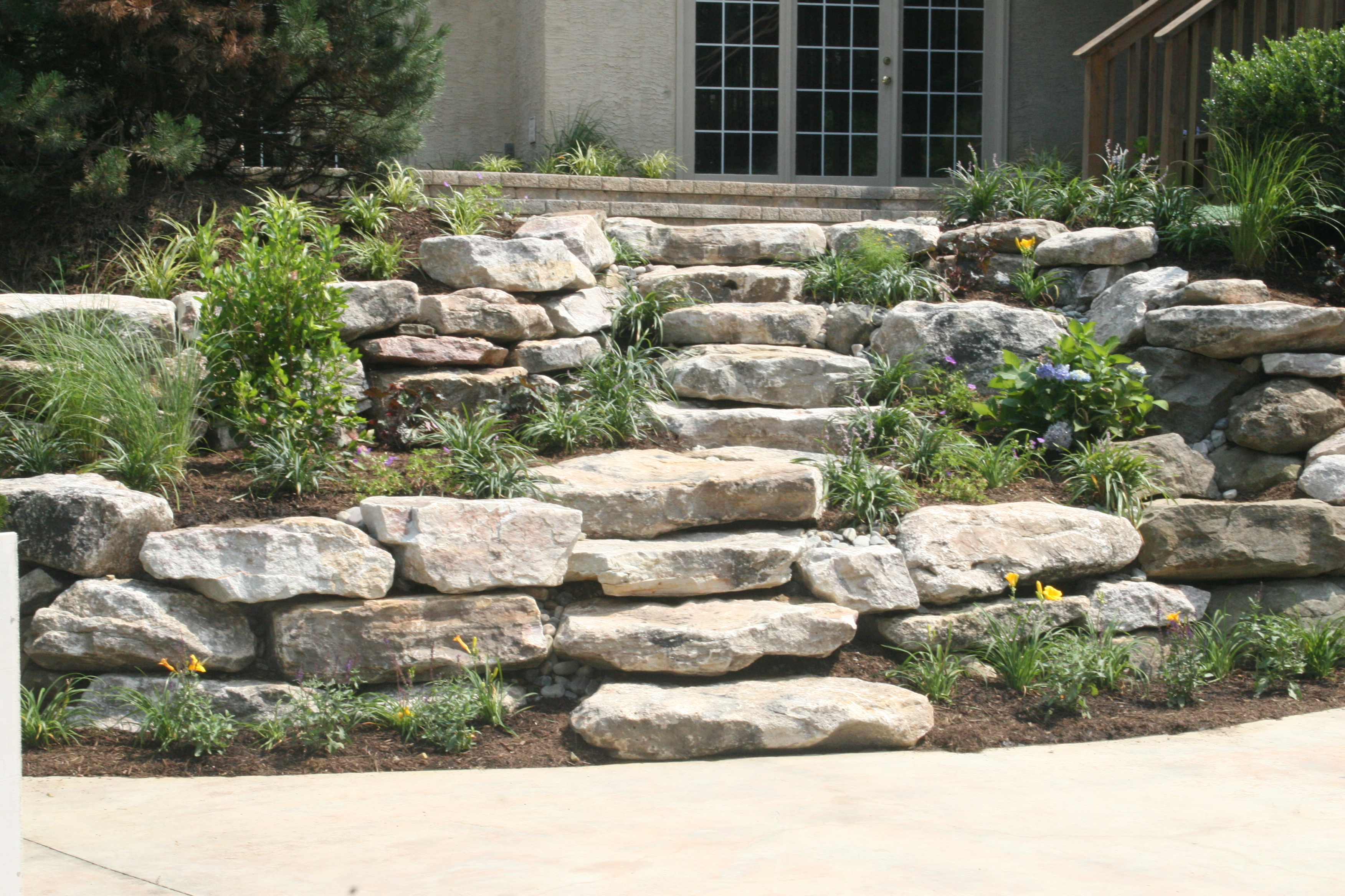 Steps amp Stairs Burkholder Landscape