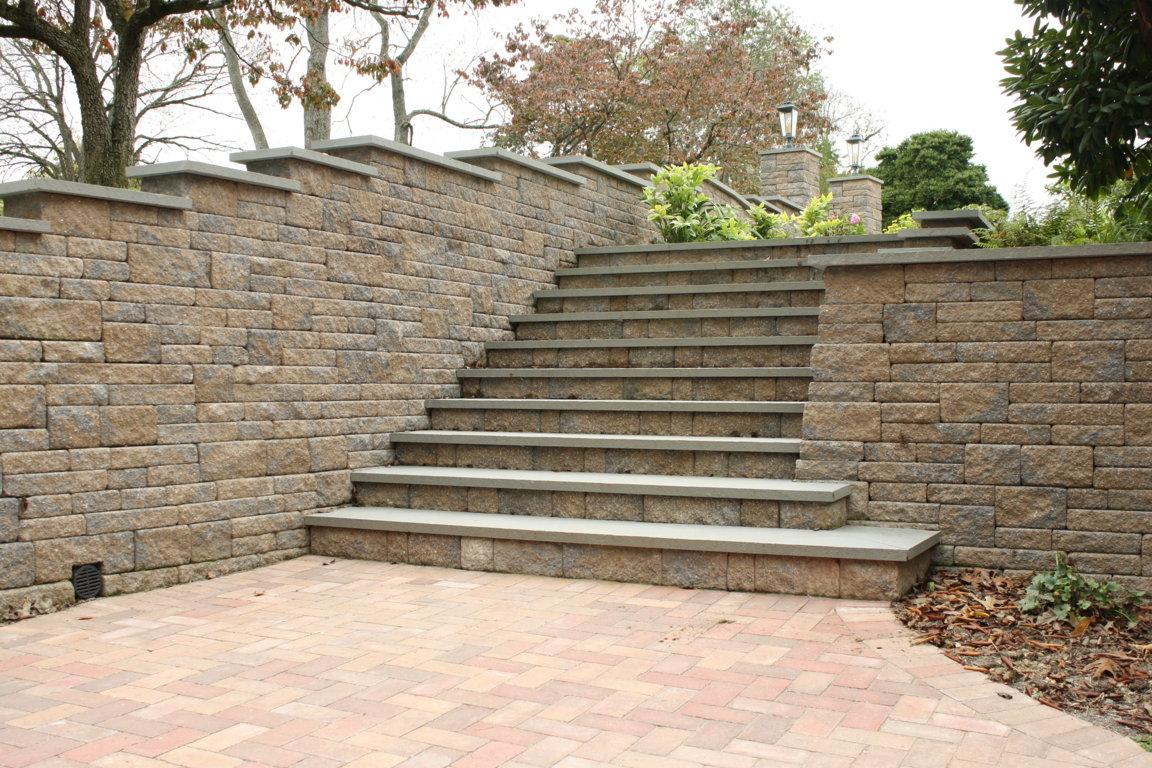 Steps & Stairs Burkholder Landscape