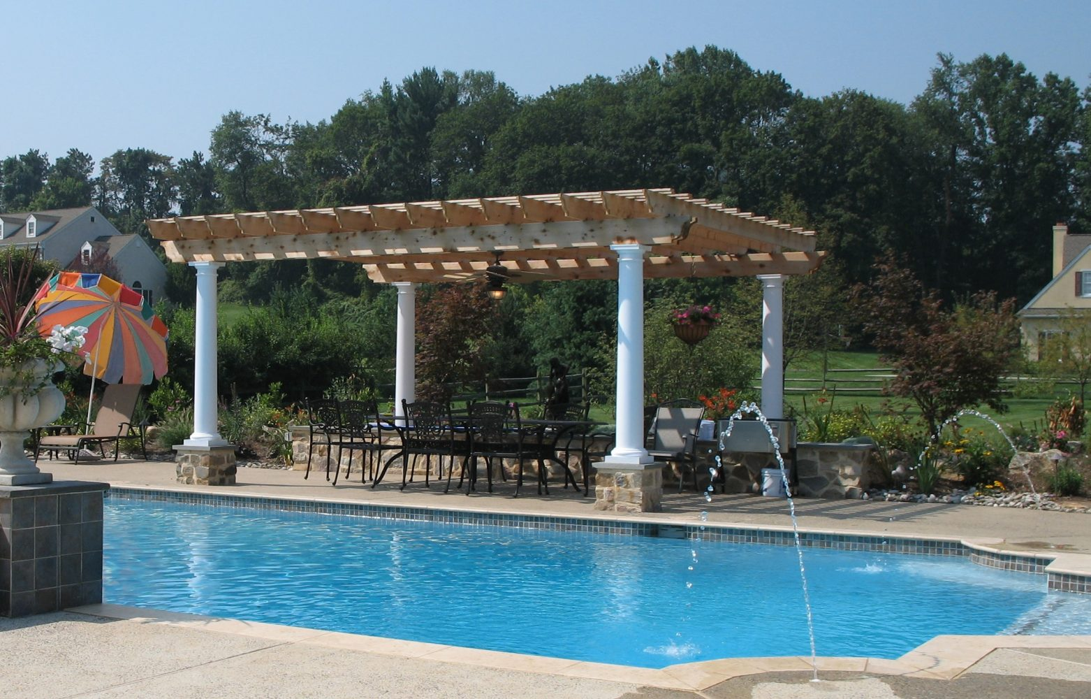 pergola und pool pictures - photo #45