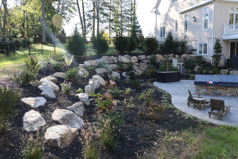 Walls Burkholder Landscape
