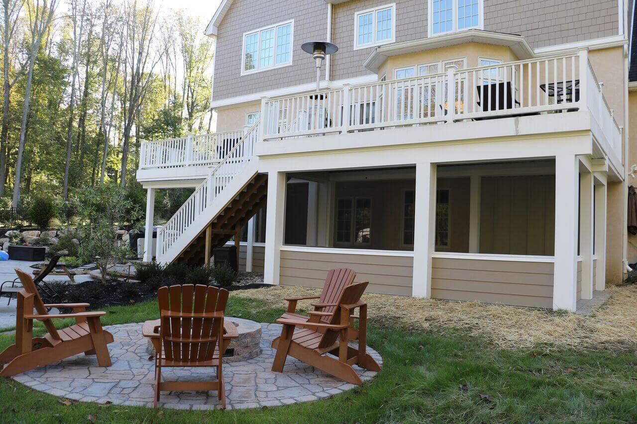 Decks Burkholder Landscape