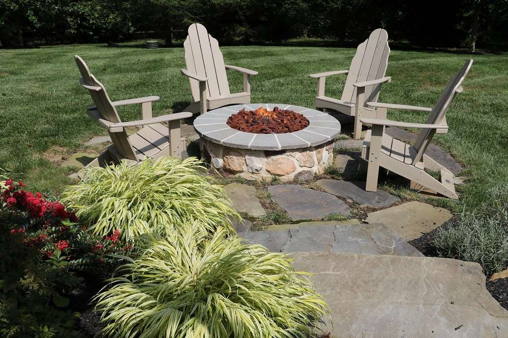 Outdoor Fireplaces And Fire Pits Enhance Any E