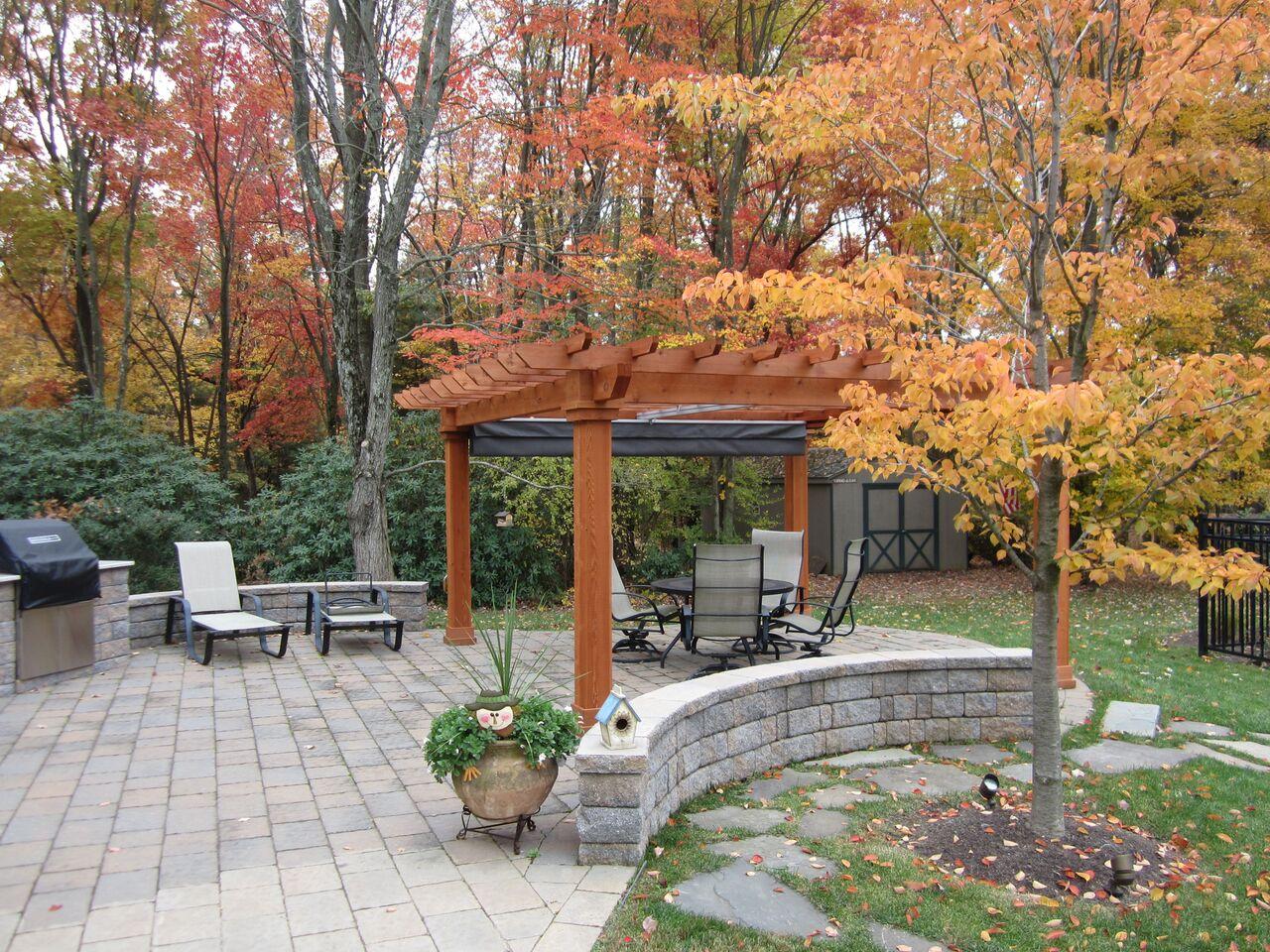 Outdoor Structures Pergolas Burkholder Landscape