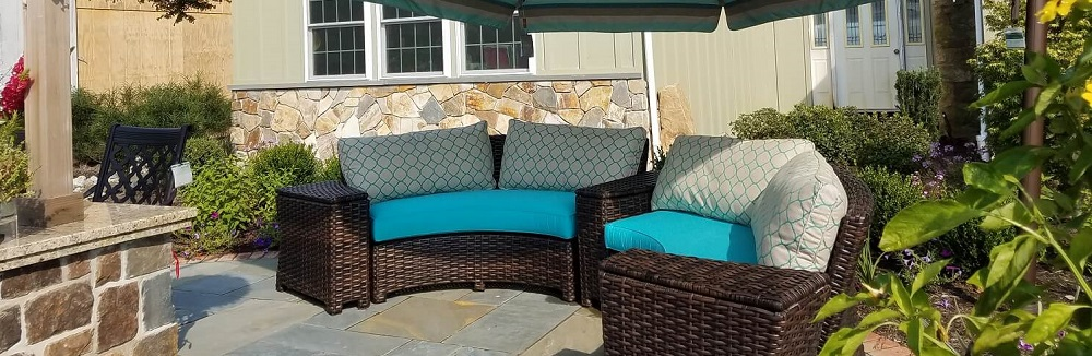 Transform your outdoor living space with outdoor Furniture_alfresco banner -Burkholder