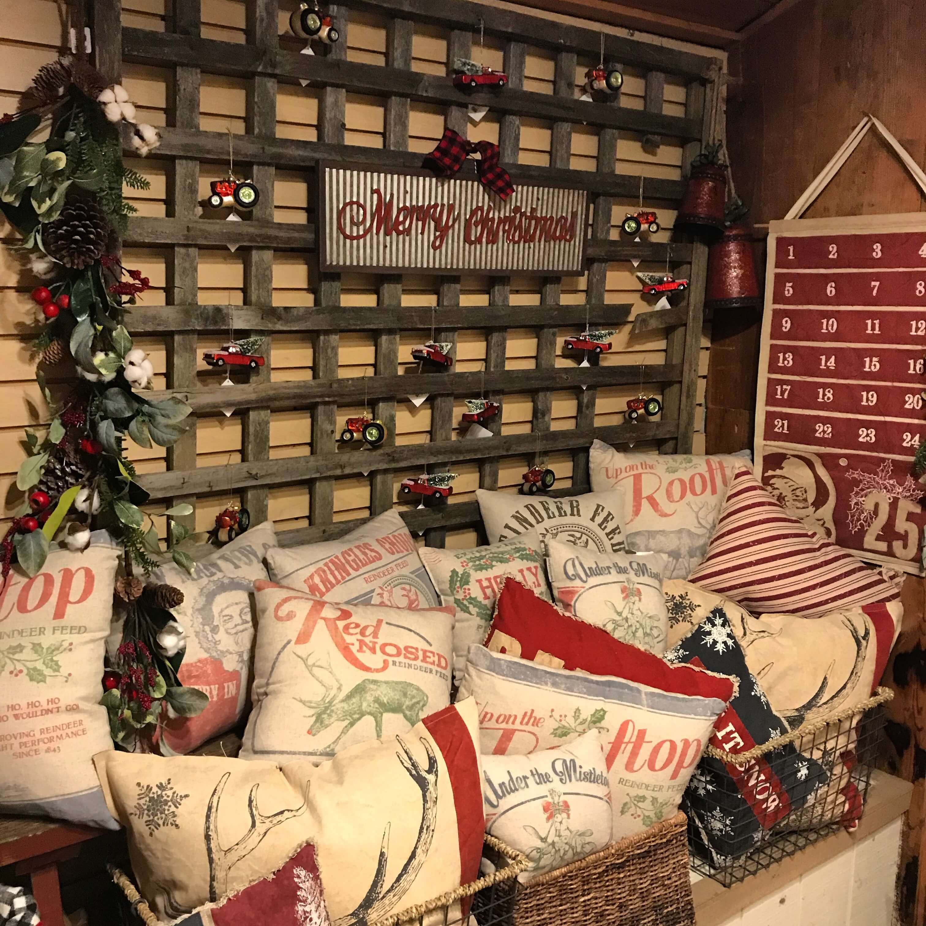 Very Merry Pillow Sale!
