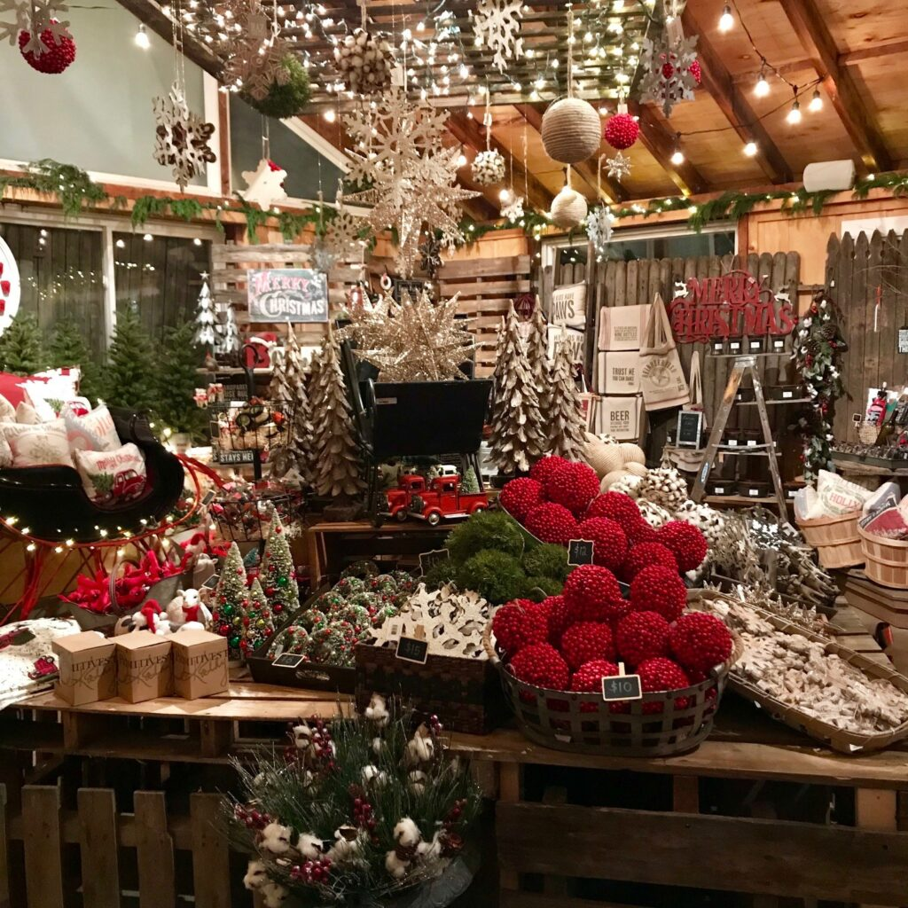Burkholder 2019 Holiday Pop Up Market